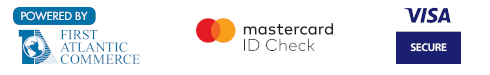 Powered by FAC, MasterCard ID Check and Visa Secure payments